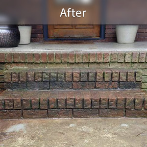 Sinking stairs repaired with PolyLevel® Richmond